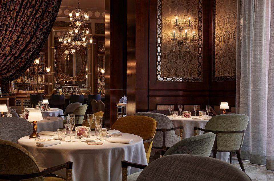 SESAMO <br> UNE NOUVELLE TABLE ITALIENNE AU ROYAL MANSOUR MARRAKECH
